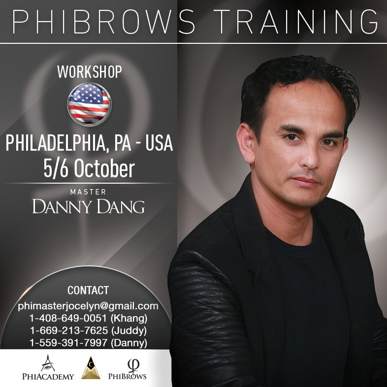 PhiBrows Microblading/ PHILADELPHIA, PA - USA PhiAcademy